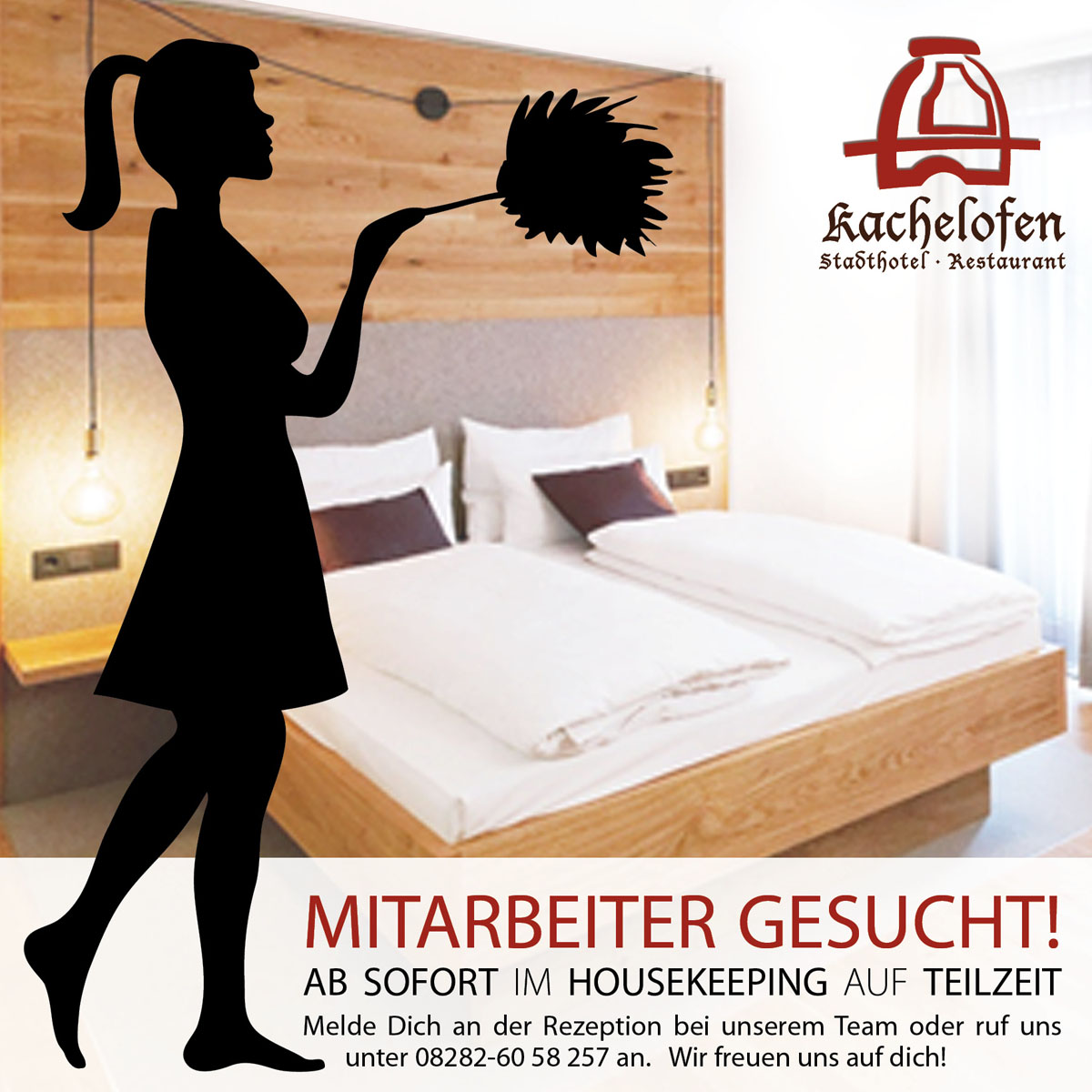 Jobangebot Hotel Housekeeping in Krumbach